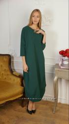 Модное платье-бочка