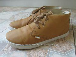 Женские деми кожаные ботинки Buffalo, р. 38 UK 5 US 6, по стельке 24, 3-24, 5
