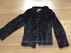 Полушубок -куртка -пиджак вязанный