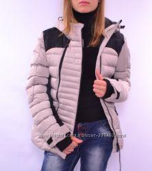 Супер цена. Зимняя куртка в спортивном стиле, два цвета. Европа