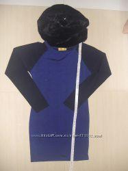 Классное платье  и манишка