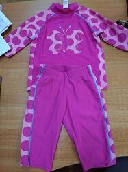 Защитный костюм от солнца Tu на 4 года