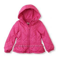 Осенняя стеганая куртка CHILDRENS PLACE 4Т