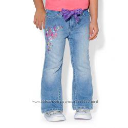 Модные джинсы Gap и CHILDRENS PLACE на 4 года