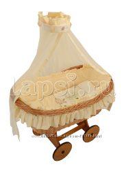 Плетеная люлька, колыбель Chicco, Piccolino