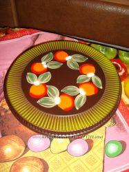 Подставка для торта, пирога антиквариат более 30лет