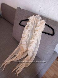 Изящный шелковый шарфик