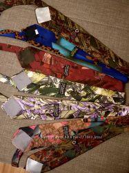 стильные шелкове галстуки