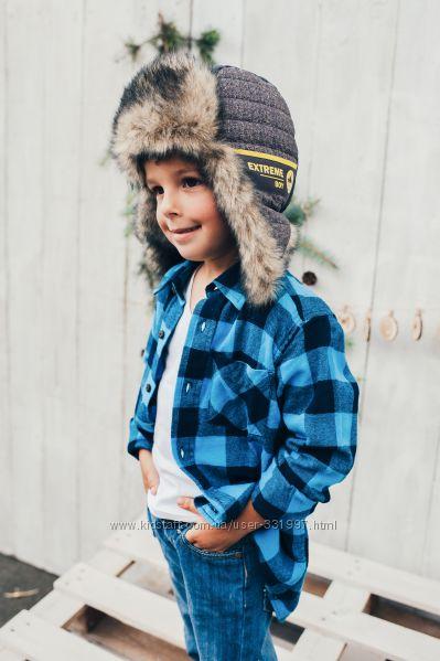 Шапочки Dembohouse для мальчиков и девочек. Зима