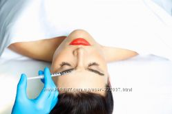 Инъекции красоты, врач дерматолог-косметолог