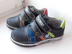 Ботинки Y. TOP р-ры 27-32 синие, черные