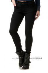 Зауженные утепленные женские брюки
