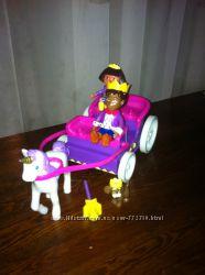 Волшебная карета Даши и Диего, Mattel, оригинал.