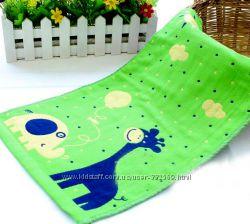 Жаккардовые полотенца для детей и взрослых