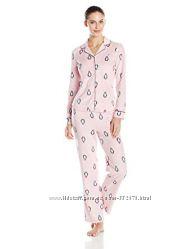 Nautica теплая флис пижама-52-54р