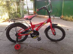 Велосипед бв 16