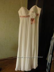 Шикарное платье на свадьбу, выпускной