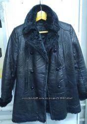 Куртка утепленная под дубленочку EIGHTH SIN Италия