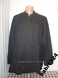 Черный пиджак SimplyBe XXXL 100 хлопок