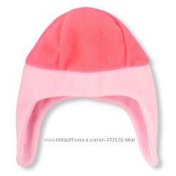 Флисовая шапка детская ChildrenPlace LG Розовая
