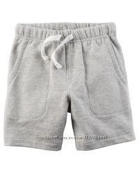 Шорты Carters French Terry Heather