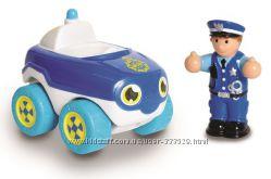 Полицейская машина Бобби WOW
