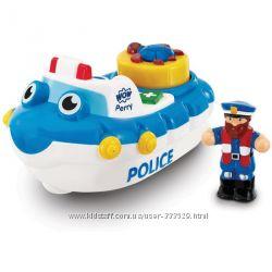 Полицейский катер Перри WOW