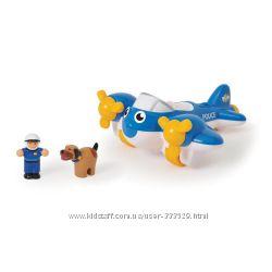 Полицейский самолет Пит WOW