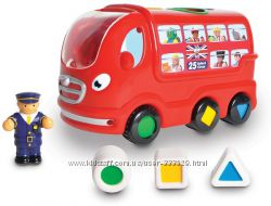 Лондонский автобус Лео WOW
