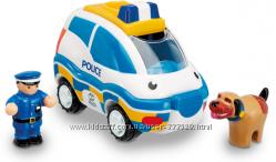 Полицейский патруль Pals 2-в-1 Полицейская машинка и полицейский самолет WOW