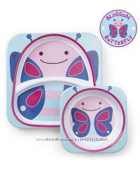 Набор тарелок SkipHop Butterfly
