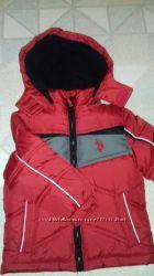 Зимняя куртка U. S. Polo ASSN 4т