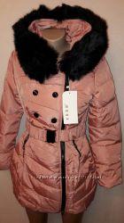 Зимние и демисезонные курточки