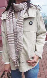 Летняя куртка-парка - оригинальная замена тренчу или ветровке, Италия