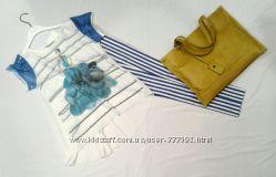 Женские летние брюки, Италия, скидка