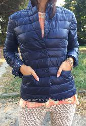 Женская  стеганая куртка-пиджак, множество расцветок, Италия, Скидка