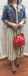 Трикотажное платье миди, универсальное и лаконичное, Италия, скидка