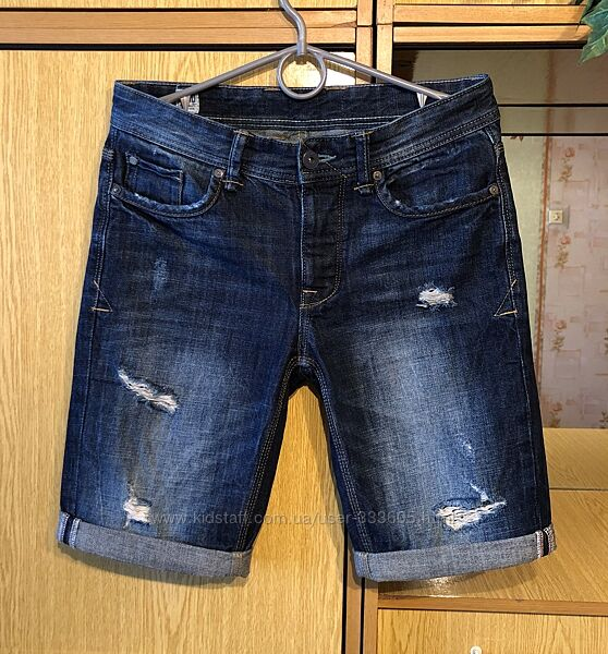 Джинсовые шорты, бриджи C&A, Livergy, Next, Multiblu.