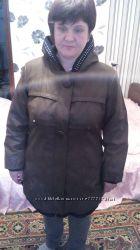 Шикарная курточка большого размера