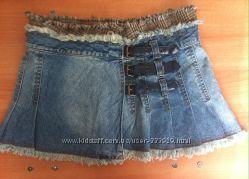 Юбка джинсовая Jennyfer супер