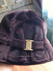 Шапка шляпка под нерпу