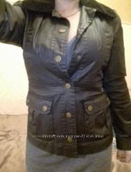 Курточка под кожу Miss Selfidge