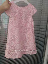 Кружевное платье для леди