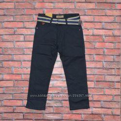 Коттоновые брюки на флисе р. 6 лет. Венгрия