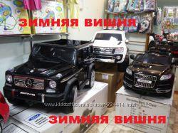 Джип Mercedes Brabus G65 AMG черный