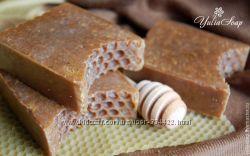 Мыло с нуля Медовый пряник