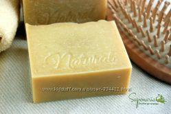 Шампуневое мыло с нуля Горчичное