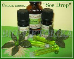 Противовоспалительный состав SoS Drop 2. 5мл