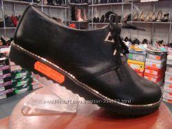 Качественные туфли из натуральной кожи, новая коллекция.