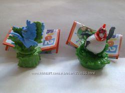 Продам игрушки киндер РИО